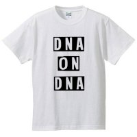 DNA / ロゴ 1 (WHITE)
