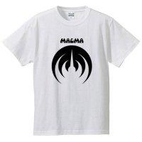 マグマ / ロゴ(WHITE)
