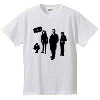 ストラングラーズ / ウォーク・オン・バイ (Tシャツ WHITE)