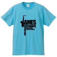 ジェームス・チャンス / LOGO (AQUABLUE)