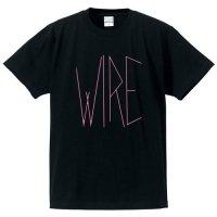 ワイヤー / イン・ザ・ピンク・ロゴ (BLACK)