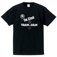 クラッシュ / トレイン・イン・ヴェイン(BLACK)