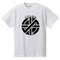 クラス / ロゴ (WHITE BLACK)