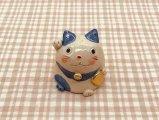 ひろ陶房 猫(小判)