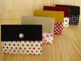 【カランコロン京都】レトロ小紋 カードケース