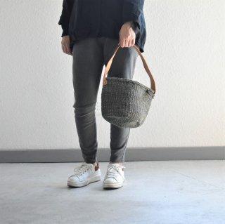 【ケニア】サイザルワンハンドルバッグ「Sep09-1」