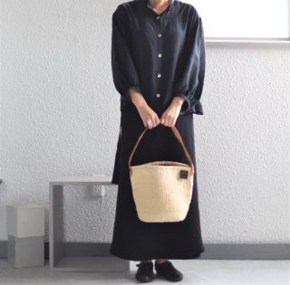 【ケニア】サイザルワンハンドルバッグ「JUNE14-6」
