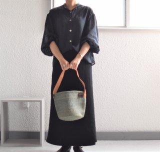 【ケニア】サイザルワンハンドルバッグ「JUNE14-7」