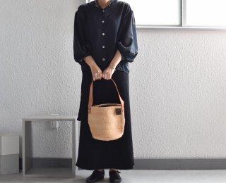 【ケニア】サイザルワンハンドルバッグ「JUNE14-4」