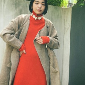 <img class='new_mark_img1' src='https://img.shop-pro.jp/img/new/icons47.gif' style='border:none;display:inline;margin:0px;padding:0px;width:auto;' />STOF Choker Rib Onepiece