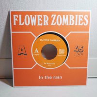 FLOWER ZOMBIES / IN THE RAIN / 7