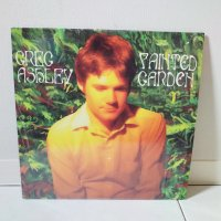 GREG ASHLEY / PAINTED GARDEN / LP