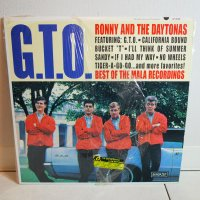 RONNY AND THE DAYTONAS / G.T.O. Best Of The Mala Recordings / LP