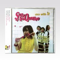 SUZY & LOS QUATTRO / STICK WITH IT / CD