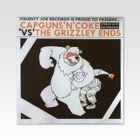CAPGUNS 'N' COKE:GRIZZLEY ENDS / CD