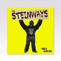 STEINWAYS / GORILLA MARKETING / CD