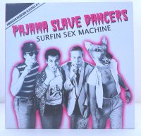 PAJAMA SLAVE DANCERS / Surfin Sex Machine / LP