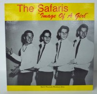 SAFARIS / Image Of A Girl / LP [USED]