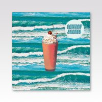 SHIVERY SHAKES / THREE WAVES AND A SHAKE / LP