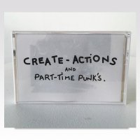CREATE-ACTiONS / ST / CASSETTE TAPE