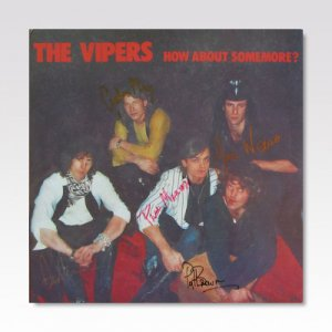 VIPERS / HOW ABOUT SOMEMORE? / LP
