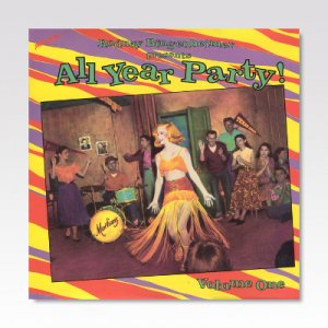 VA / ALL YEAR PARTY / LP  [USED]