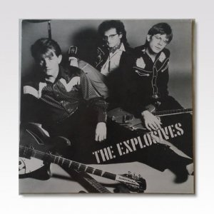 EXPLOSIVES / ST / LP