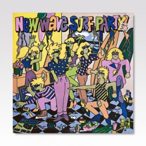 VA / NEW WAVE SURF PARTY / LP [USED]