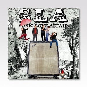 SONIC LOVE AFFAIR / SLA / LP