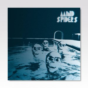 MIND SPIDERS / ST / LP