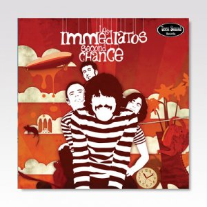 LOS IMMEDIATOS / SECOND CHANCE / LP