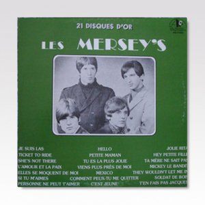 LES MERSEY'S / 21 Disques D'Or  / LP
