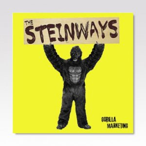 STEINWAYS / GORILLA MARKETING / LP