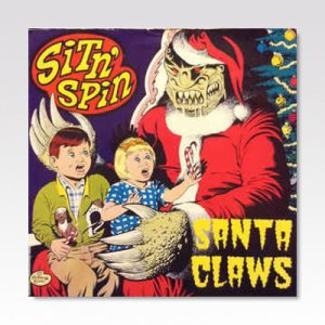 SIT N' SPIN / Santa Claws / 7