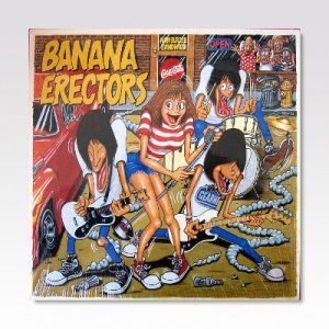 BANANA ERECTORS / ST / LP [USED]