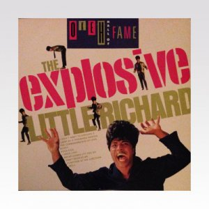 LITTLE RICHARD / The Explosive Little Richard / LP