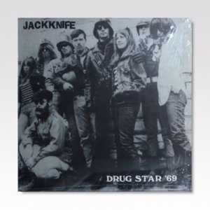 JACKKNIFE / DRUG STAR '69 / LP
