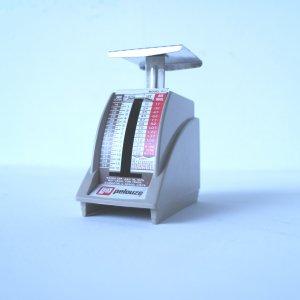 アメリカのアンティークの郵便秤 [USED]