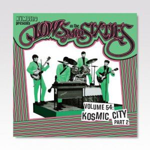 VA / Lows In The Mid Sixties Volume 54: Kosmic City Part 2 / LP