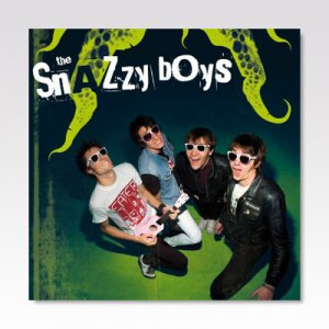 SNAZZY BOYS / ST / LP