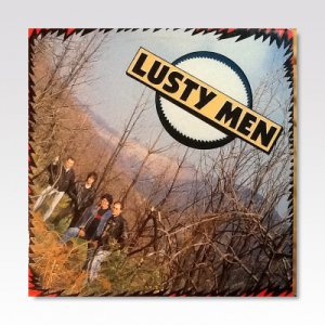 LUSTY MEN / ST /  LP