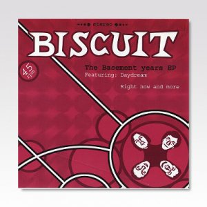 BISCUIT / THE ABSEMENT YEARS EP / 7