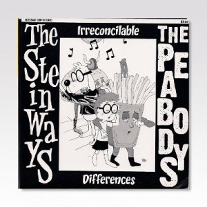 STEINWAYS:PEABODYS / Irreconcilable Differences / 7