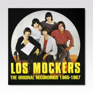 LOS MOCKERS / THE ORIGINAL RECORDING 1965-1967 / LP