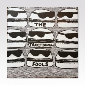Traditional Fools / ST/ LP [USED]