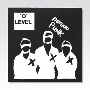 'O' Level ‎/ Pseudo Punk / LP [USED]