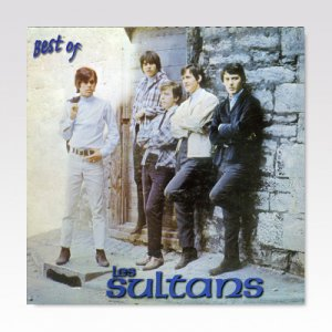 Les Sultans ‎/ Best Of Les Sultans / LP [USED]