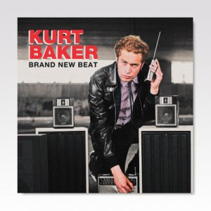 KURT BAKER / BRAND NEW BEAT / LP