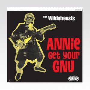 WILDEBEESTS / ANNIE GET YOUR GNU / LP