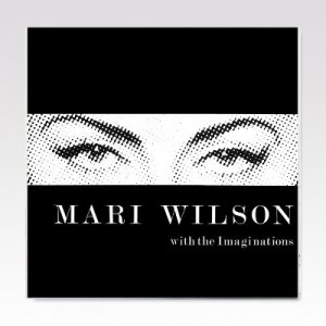 Mari Wilson With The Imaginations/ Dance Card/ 7